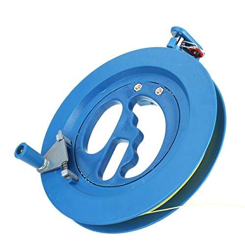 DULALA Blue Kite Schnuraufroller -100M