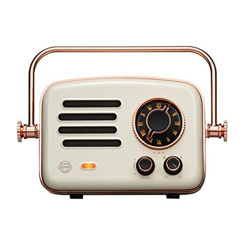 Equipo de sonido Lyl Bluetooth Audio portátil música Radio Bluetooth Audio (Color : B)