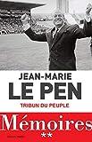 Mémoires Tome 02 - Tribun du peuple - Format Kindle - 8,49 €