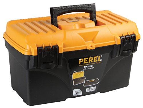PEREL - OM18 Werkzeugkiste 434 x 250 x 238 mm