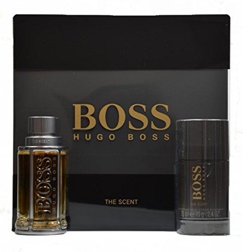 HUGO BOSS - Boss The Scent Eau de Toilette - Parfum-Set - 50ml+75ml -