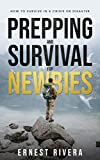Prepping and Survival for Newbies: How to Survive in a Crisis or Disaster