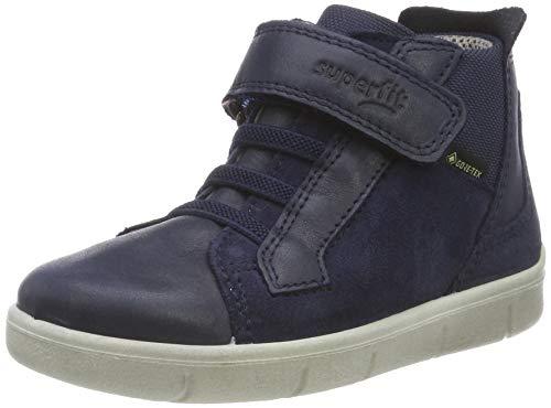 Superfit Baby Jungen Ulli_509430 Gore-Tex Sneaker, Blau (Blau 80), 26 EU