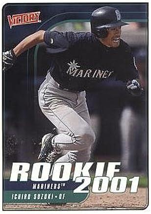 2001 Upper Deck Victory Baseball 564 Ichiro Suzuki Rookie