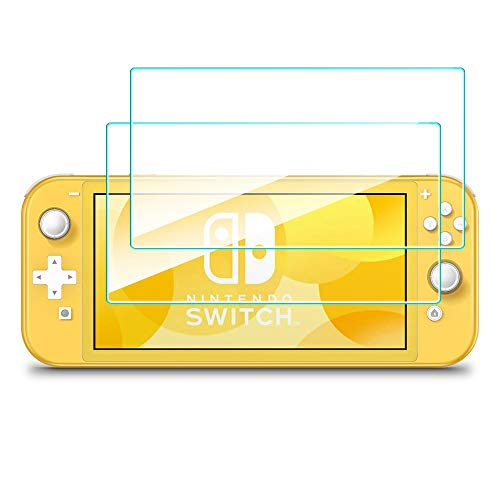ESR Nintendo Switch Lite フィルム [2枚入] ニンテンドースイッチライト 液晶保護フィルム HDクリア 3倍強化 最大5KGの力に抵抗 傷つき防止 プレミアム強化ガラス スクリーンプロテクター
