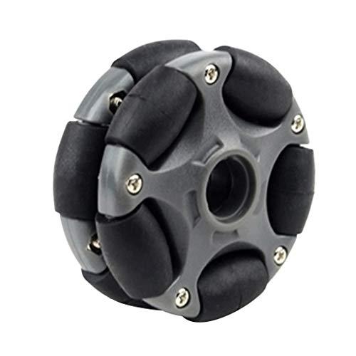 Robot Kit Omni Wheels Mit Pulsationsarmen 360 Grad Manövrierbarkeit Universal Wheel