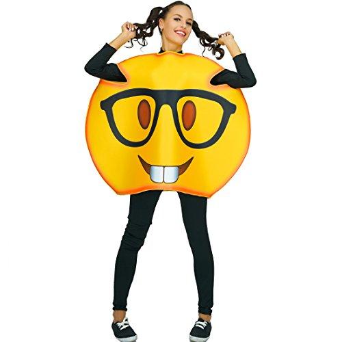 Adult Unisex Emoticon Costumes One Size (Sunglass)