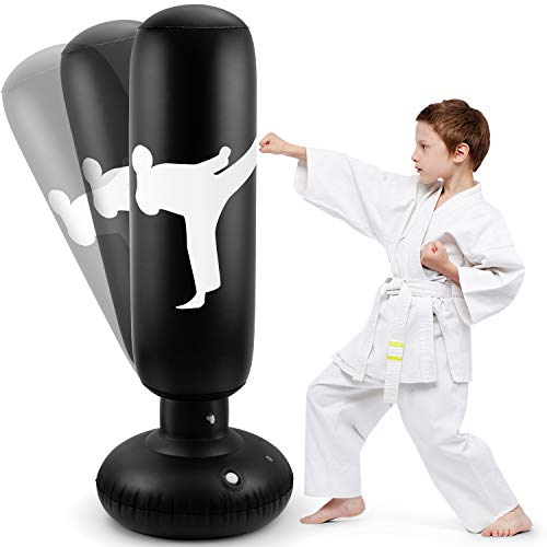 (40% OFF) Inflatable Punching Bag $17.99 – Coupon Code