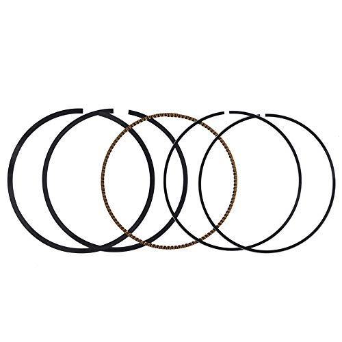 AHL Piston Rings for YAMAHA WR250F 2001-2018 /YZ250F 2001-2011 2014-2018/FZ1000 2006-2015 (Oversize +100 78mm)