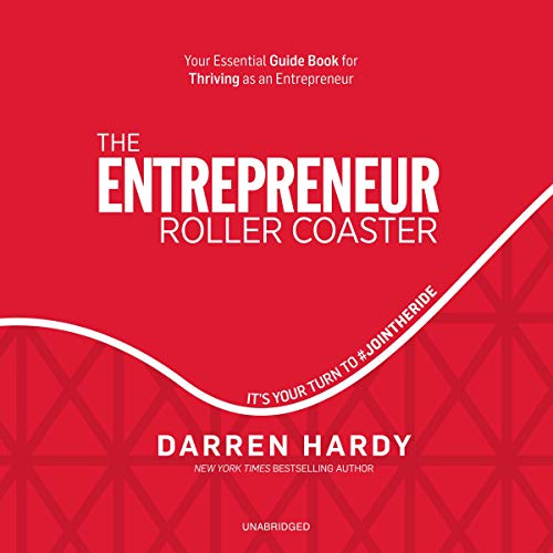 The Entrepreneur Roller Coaster cover art