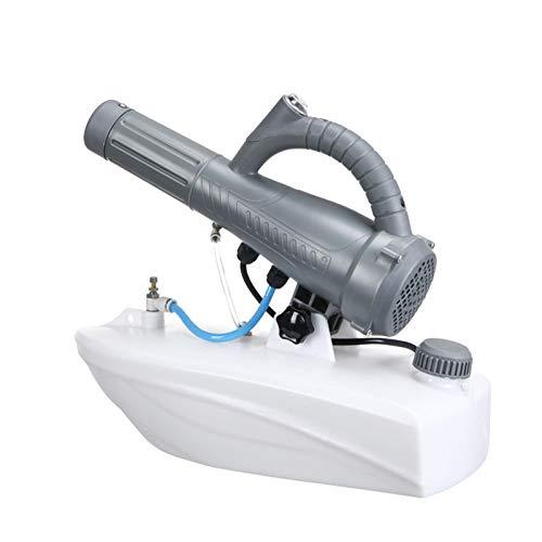 SHAOXI Eléctrico ULV Nebulizador portátil Ultra-bajo Volumen atomizador pulverizador Fina Niebla del Ventilador del humidificador de Pesticidas nebulizador 5L