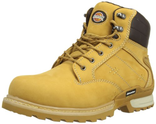 DICKIES Canton, Herren Chelsea Boots , Beige - honig - Größe: 44