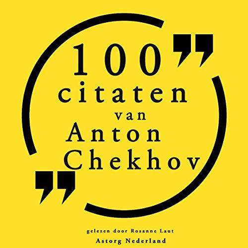 100 citaten van Anton Chekhov Titelbild