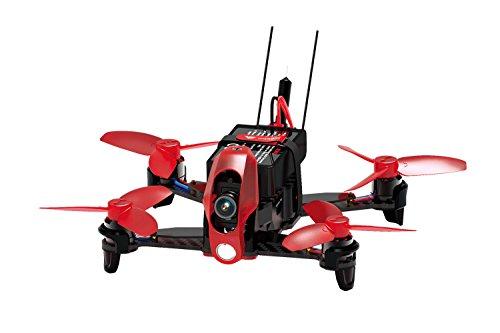 Walkera 15004160–FPV Racing de cuadricóptero Rodeo 110RTB–FPV de dron con cámara HD, batería y Cargador