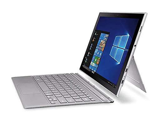 Samsung Galaxy Book 2 ATT Sm-w737a Silver Qualcomm Snapdragon 850 1.7GHz 4GB 12inch 128GB SSD (Renewed)