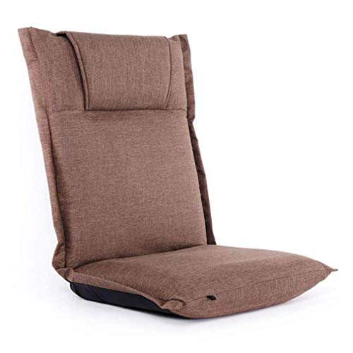 TWDYC Silla Plegable posición de Piso de Juego Sofá Cama Plegable Cama Cama del sofá reclinable Ajustable