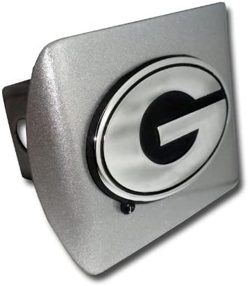 Ranking TOP18 Elektroplate University of Georgia Brushed with All items in the store Silver Bulldogs