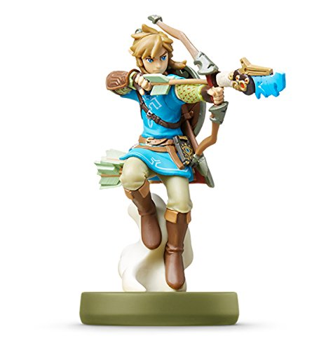 Amiibo Link Archer - Legend of Zelda Breath of the Wild series Ver. [Switch / Wii U] [Japan Import]