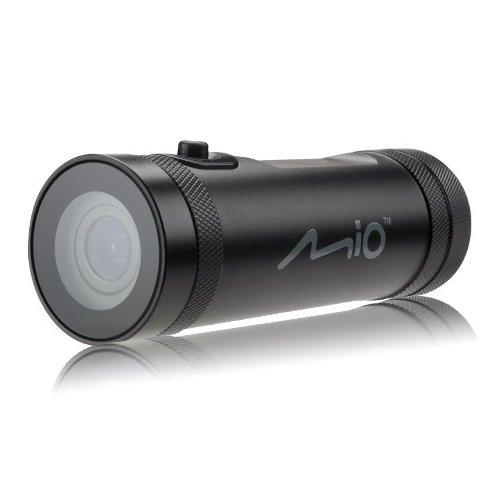 "Cámara LCD GPS de salpicadero Coche Mio MiVue 618Full HD 1080p 2,7\"", grabadora de Accidentes, 2 megapixels, Pantalla de 3 Inches, 0.077 kilograms, Color Negro, Cámara de Deportista"