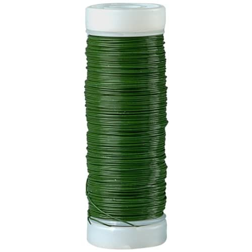 Efco 0.35 mm/ 50 g Green Florists Wire