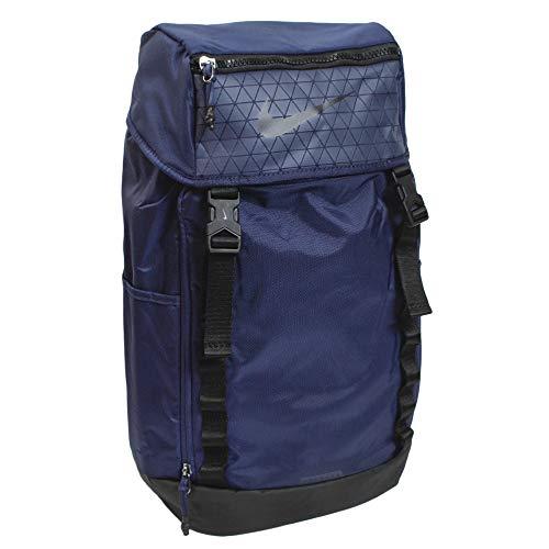 Nike 57.2 cms Midnight Navy/Black/Black Casual Backpack (BA5540-410)