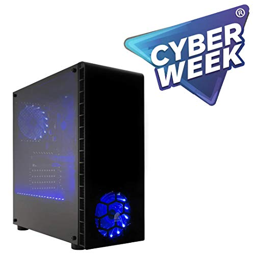 NITROPC - PC Gamer VX *Cyber Week* (CPU Quad-core 4 x 3,40Ghz, T. Gráfica...