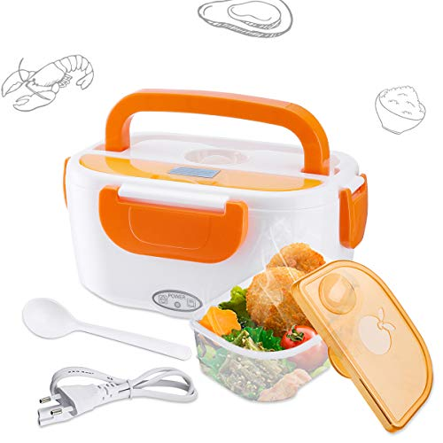 Janolia Electric Lunch Box 40W Portable Lunch Box for Children and Adults Food and Fruit Preservation Food Category Materials