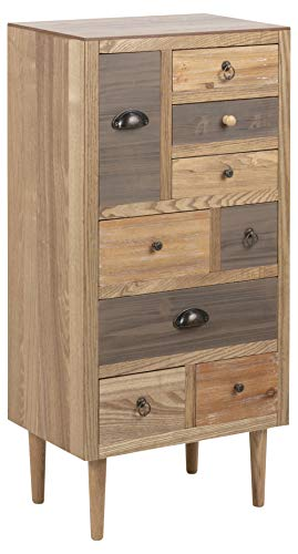 PKline dressoir Thames dressoir highboard laden slaapkamer kast essenhout decor