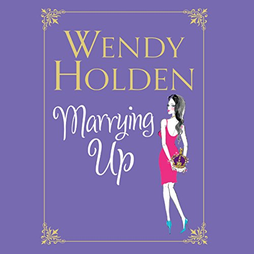 Marrying Up audiobook cover art