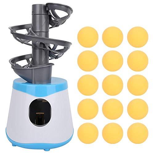 VGEBY Machine de Boule de Tennis de Table, Machine de Formation de Robot de Robot de Leveur de Balle de Ping-Pong...