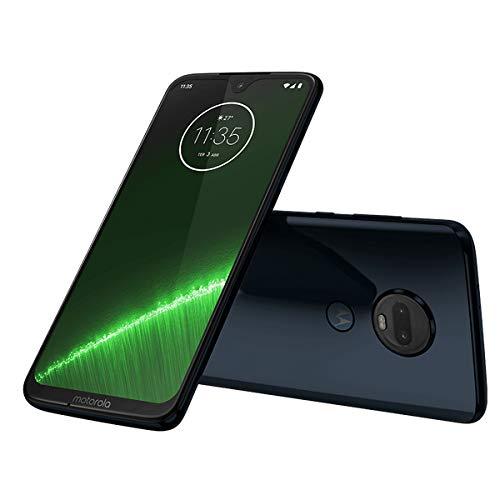 Motorola Moto G7 Plus deep indigo Android 9.0 Smartphone