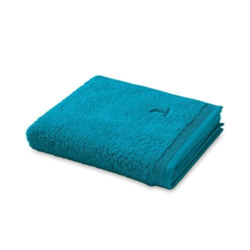 möve Superwuschel Handtuch 50 x 100 cm aus 100% Baumwolle, lagoon