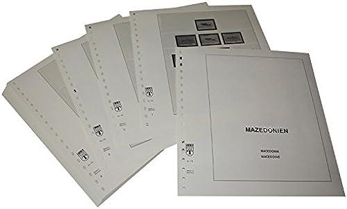 Lindner T Vordruckbl er T174 Mazedonien - Jahrgang 1992 bis 2008