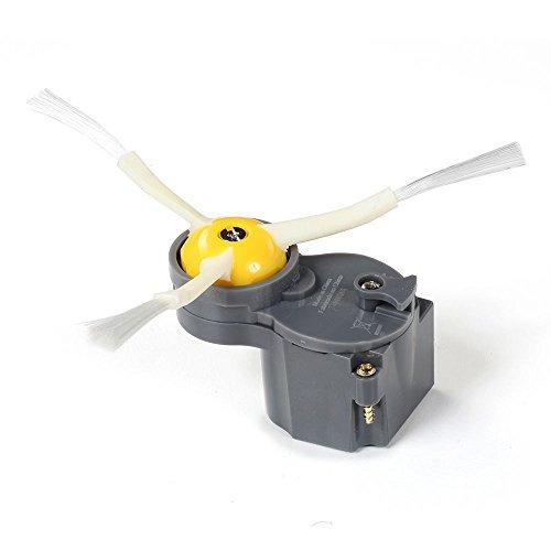ASP ROBOT - zijborstelmotor - bromfiets kit gemotoriseerd voor de Roomba 866 serie 800 originele reserveonderdeel, compatibel met stofzuiger iRobot Rumba Serie 8, hoge kwaliteit.