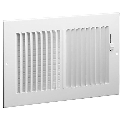 Hart & Cooley 682 10x8 W HVAC Register, 10