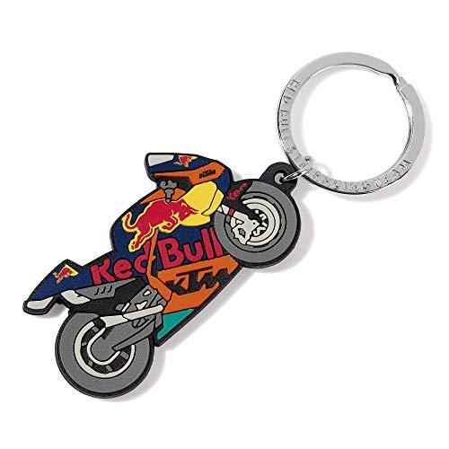 Red Bull KTM Moto Llavero, Multicolor Unisexo Talla única Keyring, Red Bull...