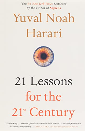 Image of 21 Lessons for the 21st Century