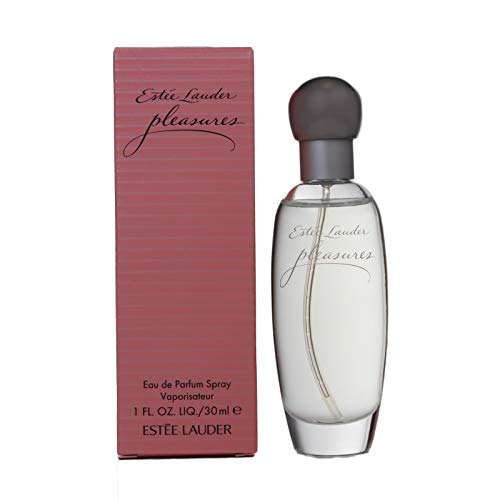 Estee Lauder Pleasures Eau de Parfum femme / woman, 30 ml 1er Pack(1 x 30 milliliters)