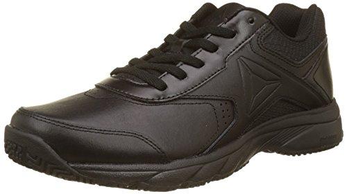 adidas Reebok Unisex-Erwachsene Work N Cushion 3.0 Fitnessschuhe, Schwarz (Bs9527 Negro), 40.5 EU