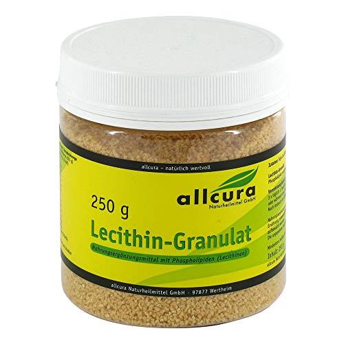 LECITHIN GRANULAT, 250 g