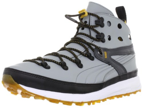 PUMA Terai Faas Hiker Schuhe Sneaker Turnschuhe Boots Herren Grau