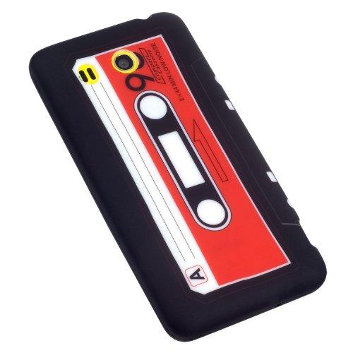 yayago - Print Tape Erscheinungsbild - Silikonhülle mit Druckmotiv 'Tape' - Schutzhülle Hülle Hülle Tasche für Huawei Ascend G525