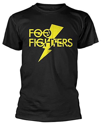 Foo Fighters 'Lightning Strike' T-Shirt - New & Official!