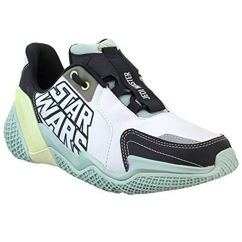 adidas Kids Boys 4Uture Runner Star Wars Running Sneakers Shoes - White - Size 5 M