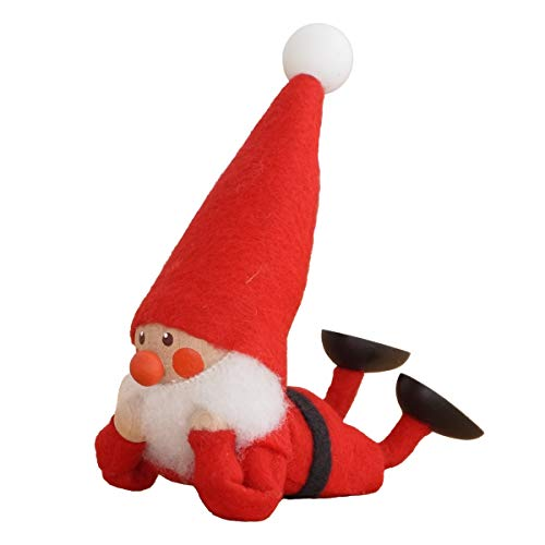 NORDIKA nisse ノルディカ ニッセ クリスマス 木製人形 (寝転がるサンタ(赤))