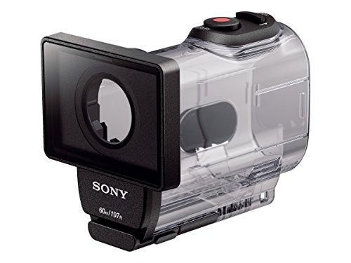 Sony AKA-DDX1K Dive Door Kit for FDRX1000V 4K Action Camera, Black