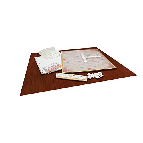 Deluxe Scrabble Game - Braille Version