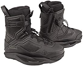 Ronix Wakeboard Bindings Kinetik Project EXP Boot - Flash Black - Intuition (2019)