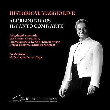 Alfredo Kraus: il canto come arte
