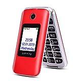 3G Big Button Basic Mobile Phones for Elderly, Dual Sim